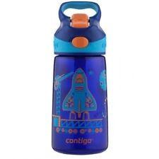 Contigo Autospout Striker Kids Water Bottle 414ml Sapphire