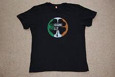 Flogging Molly Angustiado Irlandés Bandera Trébol Camiseta New Official Swagger