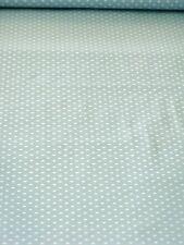 Bel Tessuto Cuore 0,5 m cuore blu 11,70€/m 100% Art. A Metraggio Cotone