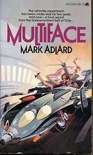 Multiface by Mark Adlard-Vintage Ace PB First Printing-1978
