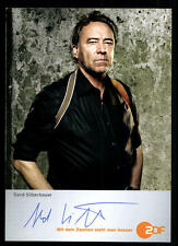 Gerd Silberbauer Soko 5113 Autogrammkarte Original Signiert ## BC 34052