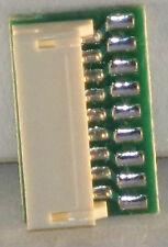 TCS HO 9 Pin JST Female Socket NEW 1374 Free Shipping!