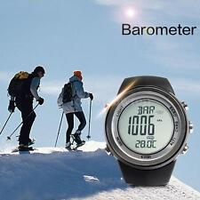 EZON Altimeter Barometer Sports Watch for Hiking Climbing Running Camping B4S6