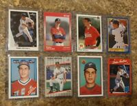 (8) Robin Ventura 1988 Topps 1989 1990 Leaf Upper Fleer Rookie card lot RC Sox