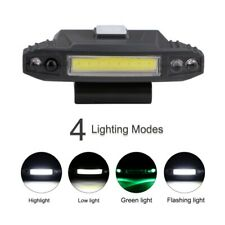 Rechargeable Headlamps for Outdoor Camping Hiking Hard Hat LED Light Lamp Light