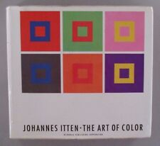 The Art of Color - Johannes Itten - 1962 2nd Printing