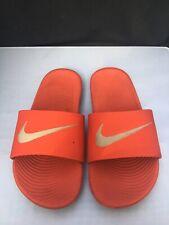 Boys Nike Slides Size 4