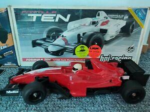RC Formula 1 HPI F10 brushless ARR