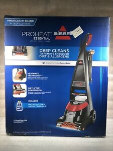 Bissell Proheat Essential Upright Deep Cleaner Model #1887