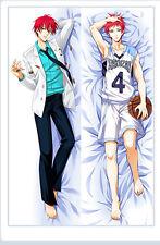 Anime Kuroko On Basket Akashi Seijuro Pillow Case Cover Hugging Body cosplay