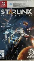 New Starlink: Battle For Atlas - Nintendo Switch Game Poster and Starship Toy