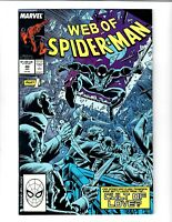 WEB OF SPIDER-MAN #40 MARVEL COMIC.#113764D*11