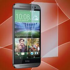 HTC One M8 Matt Panzer Glas Folie Displayfolie Panzerfolie