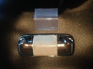 CLEAR Ford Dome/Map Light Lens Replaces C5AZ-13783E, 74351, 47-4291 Mustang F150