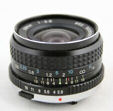 RMC Tokina 28mm 1:2.8 vintage manual wide angle lens, suit for Olympus OM mount