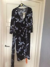 With Tags Size 16 Wrap Dress