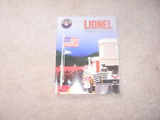 2014 LIONEL TRAINS VOLUME 2 CATALOG  MINT