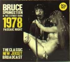 Bruce Springsteen - Passaic Night (3cd) NEW 3 x CD