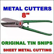 TIN Snips frese in metallo lamiera d'acciaio taglio aluminiumn Zink RAME DIRITTA