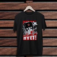 HO HO NO Funny Grumpy Cat T-shirt Holiday Humor Internet Meme Long Sleeve Tee