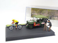 UH La Route Bleue 1/43 - Jeep Willys Criterium Dauphine
