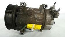 Bomba de CA 98-06 Peugeot 206 CC 1.6 Cabrio Compresor de aire con y garantía 5020335