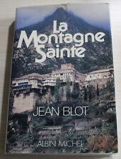 ENVOI Auteur : Jean Blot / La Montagne Sainte /  EO 1984