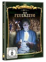 DAS FEUERZEUG (ROLF LUDWIG, HEINZ SCHUBERT, ROLF DEFRANK,...)  DVD NEU