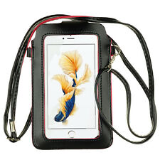 PU Leather Women Shoulder Bag Pouch for iPhone 7 Plus / LG V20 / LG Stylo 3 /2 V