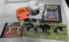 TK & Mike Gift Set, Turkey Hunter Set, Southern Redneck Comedy Hunting Gift