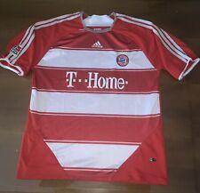 Maglia Luca Toni Bayern Monaco Vintage Original Adidas Shirt
