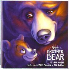 CD - Mark Mancina - Brother Bear - Soundtrack - A5229 - booklett