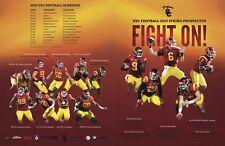2015 USC TROJANS FOOTBALL SPRING MEDIA GUIDE
