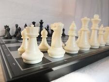 Schach, Magnetisches Schachspiel Schachbrett 36 x 36 cm