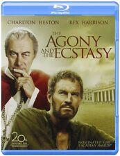 Agony & The Ecstasy (2014, Blu-ray NEW) BLU-RAY/WS