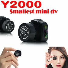 Mini Wireless Camera Camcorder Video Recorder DVR Spy Hidden Pinhole Web Cam