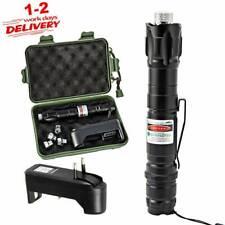 50 Miles Laser Pointer Laser Pen Lights Green Light Adjustable Visble Lazer Lamp