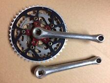 Vintage MTB Grafton Cook Bros Top Line Triple Chainring Crankset Rare