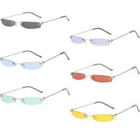 Sunglasses Women Ladies Retro Small Square FrameEye Glasses Eyewear Luxury  SO
