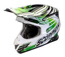CASCO HELMET CROSS VEHÍCULO TODO TERRENO MOTORRAD SCORPION VX 20 AIR TROPER