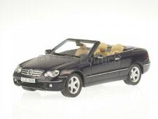 Mercedes A209 CLK 350 Convertible diecast model car IXO 1/43