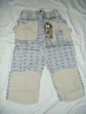 Garden Girl Womens Gardening 3/4 Trouser Capri Pants BLUE (Euro Size 40)