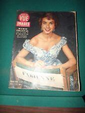 MAGAZINE POINT DE VUE N°379 1955 MARIE CHANTAL