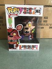 Funko Pop! Five Nights At Freddy 'Simulador De Pizza-Rock Star Foxy #363