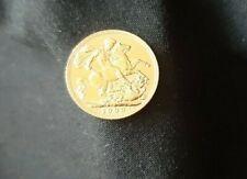 More details for 1909 full gold sovereign king edward vii  free postage