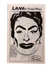 Lana by Raymond Pettibon, 1984