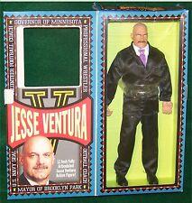 "Jesse Ventura Man Of Action 12"" Action Figure - GOVERNOR OF MINNESOTA"