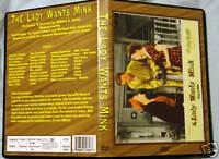 THE LADY WANTS MINK - DVD - Eve Arden, Dennis O'Keef