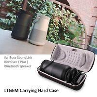 LTGEM Case for-Bose SoundLink  Revolve+ Portable &Long-Lasting Bluetooth Speaker
