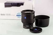 Zeiss Batis 85mm 1,8 Sony E-mount  SHP 68220